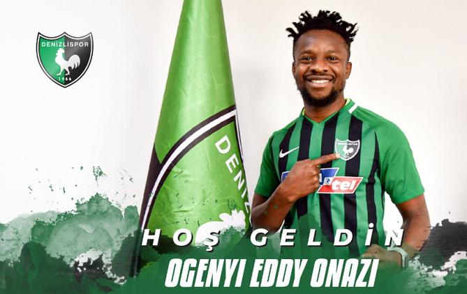 Free Agent Onazi Ogenyi Joins Denizlispor