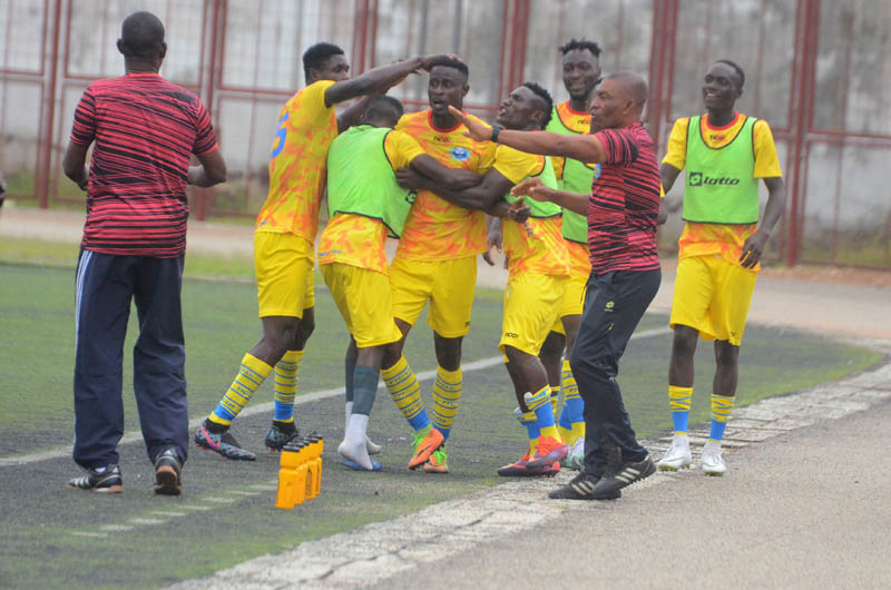 How Atsimene's brace gave Warri Wolves massive away win in Lafia