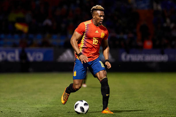 Adama Traore Considers Mali, but Favors Representing Spain