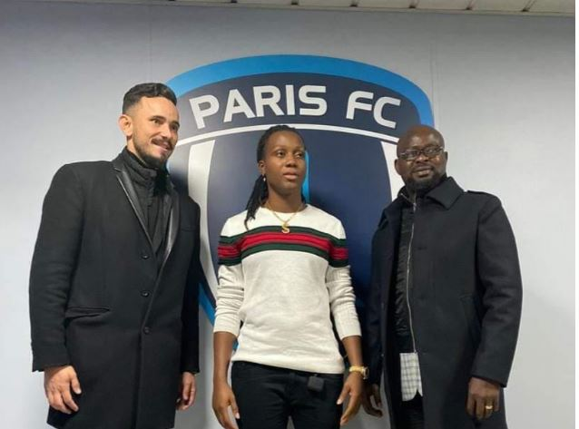 Falcons Goalkeeper, Chiamaka Nnadozie Completes FC Paris move