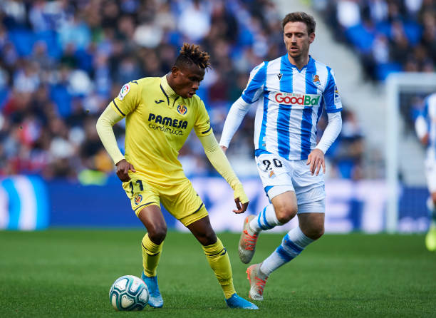 Chukwueze Impresses in Villarreal's comeback win at the Anoeta