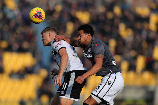 Parma 2-0 Udinese: Bad Day in the Office for Troost-Ekong