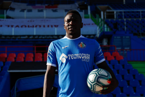 Etebo to face Omeruo and Awaziem in La Liga debut for Getafe