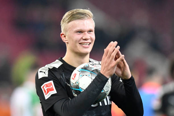 Erling Haaland Steals the Show Across Europe with Debut Hat-trick