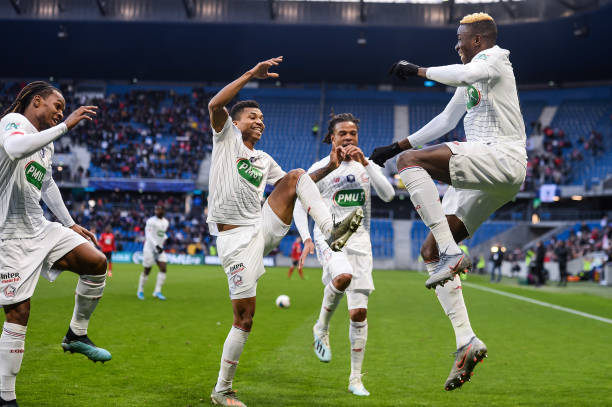 Osimhen secures Lille's French Cup Semi-final Spot