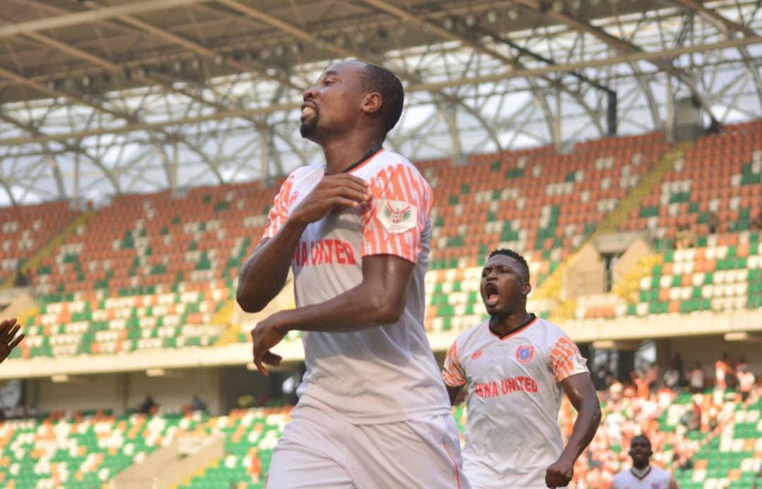 Orok embraces goalscoring Duty at Akwa United, expects Mfon Udoh's return to improve the Team