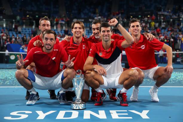 Djokovic Inspires Serbia to ATP Cup Victory over Rafa Nadal's Spain