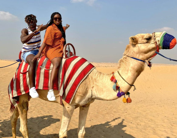 """Steven Odey treats """"Homies"""" to Fun Holiday with Trip to Dubai"""