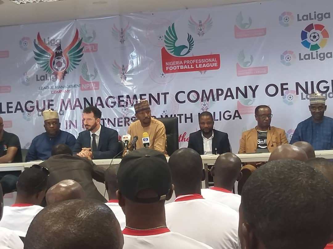 Why NPFL matches are not on Television – Dikko