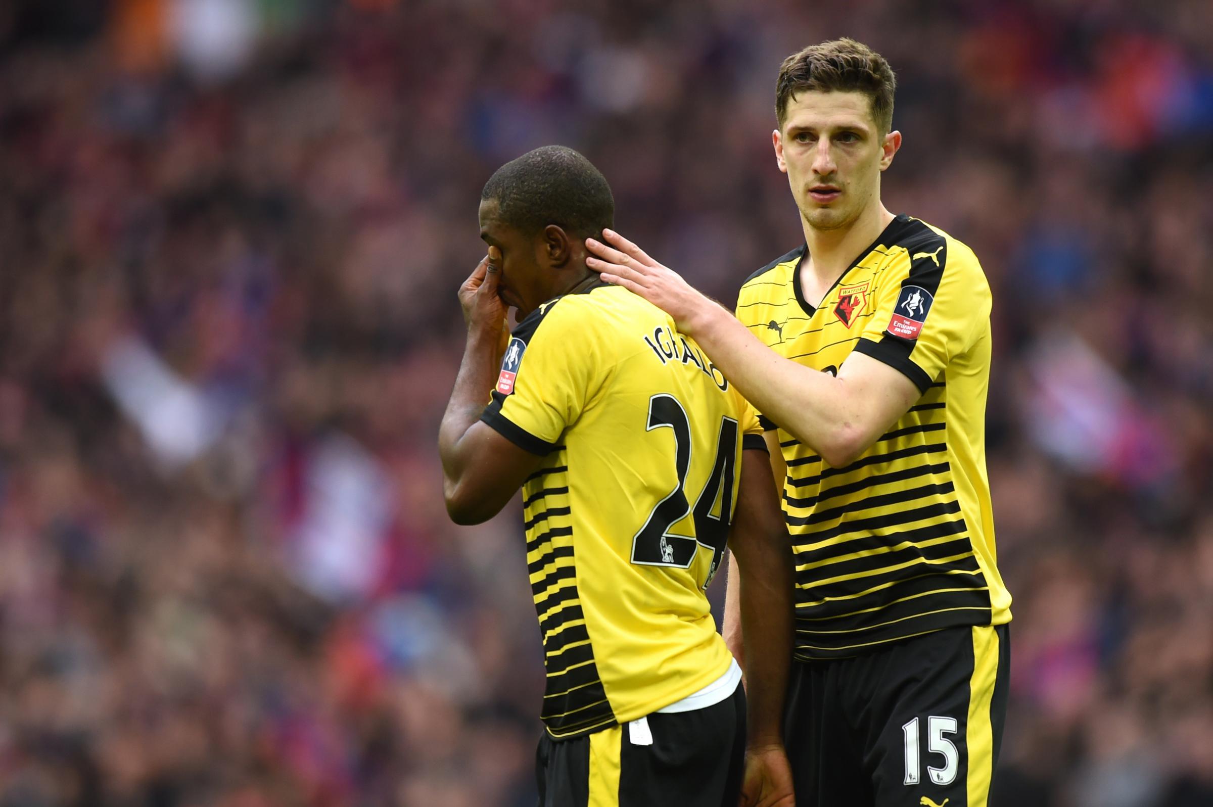 Ighalo will definitely score goals for United – Craig Cathcart