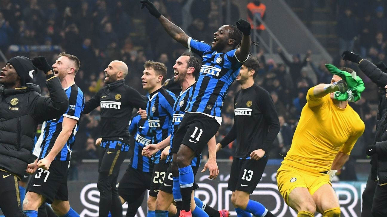 Moses backs Inter to dethrone Ronaldo and Juventus in Italy