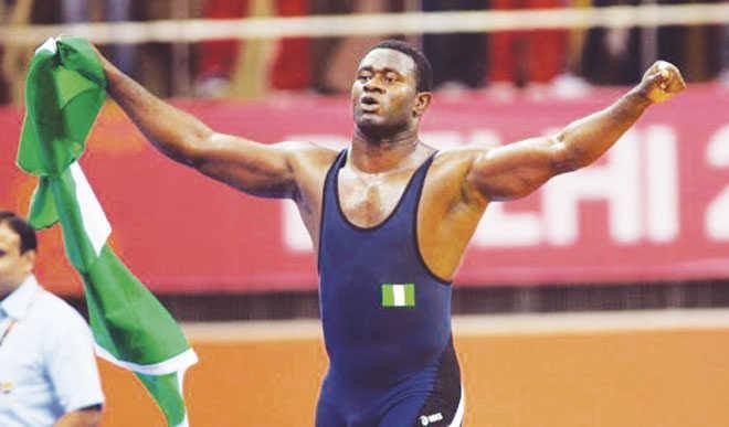 Kodie hopeful of Men wrestling Olympic qualification as he sweats on wrestlers