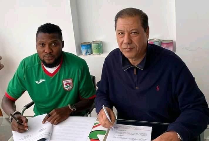 Sikiru Alimi joins Morrocan side Maghreb de Fes