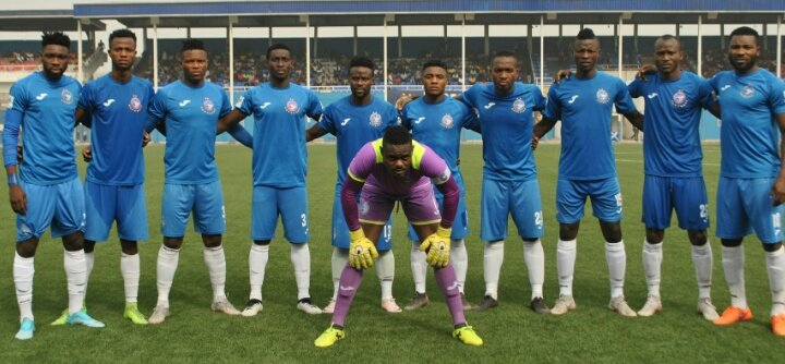 How Enyimba edged out Kwara United in Aba to go fifth on the Log