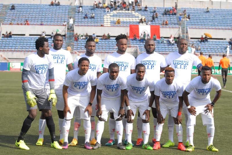 NPFL stars remember Late Chinedu Udoji