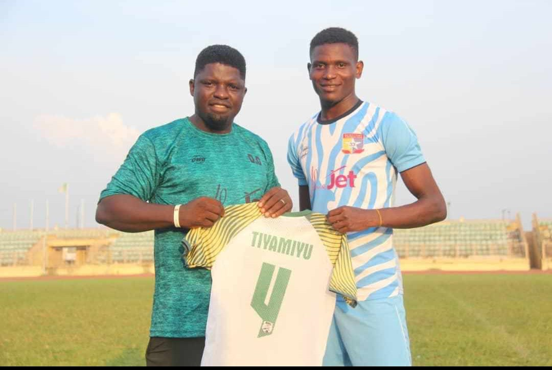 Unknown Gunmen Kill Remo Stars Defender Tiyamiyu Kazeem In Sagamu