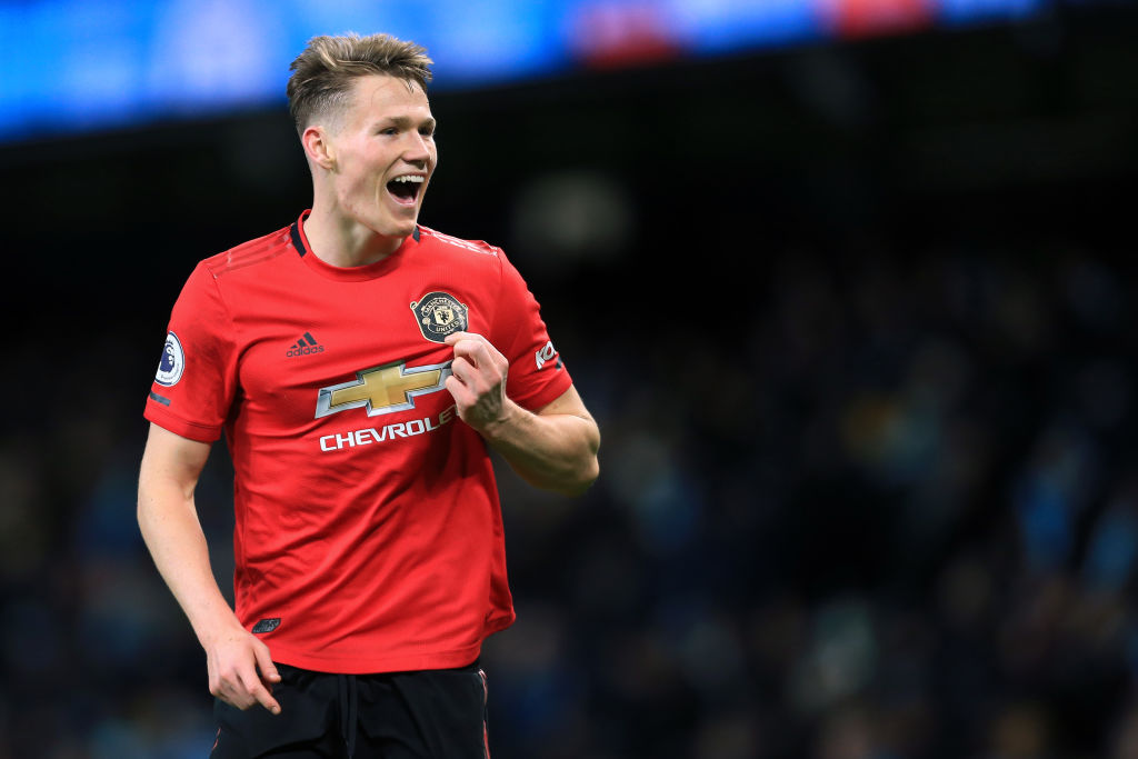 Manchester United star McTominay hails Ighalo arrival