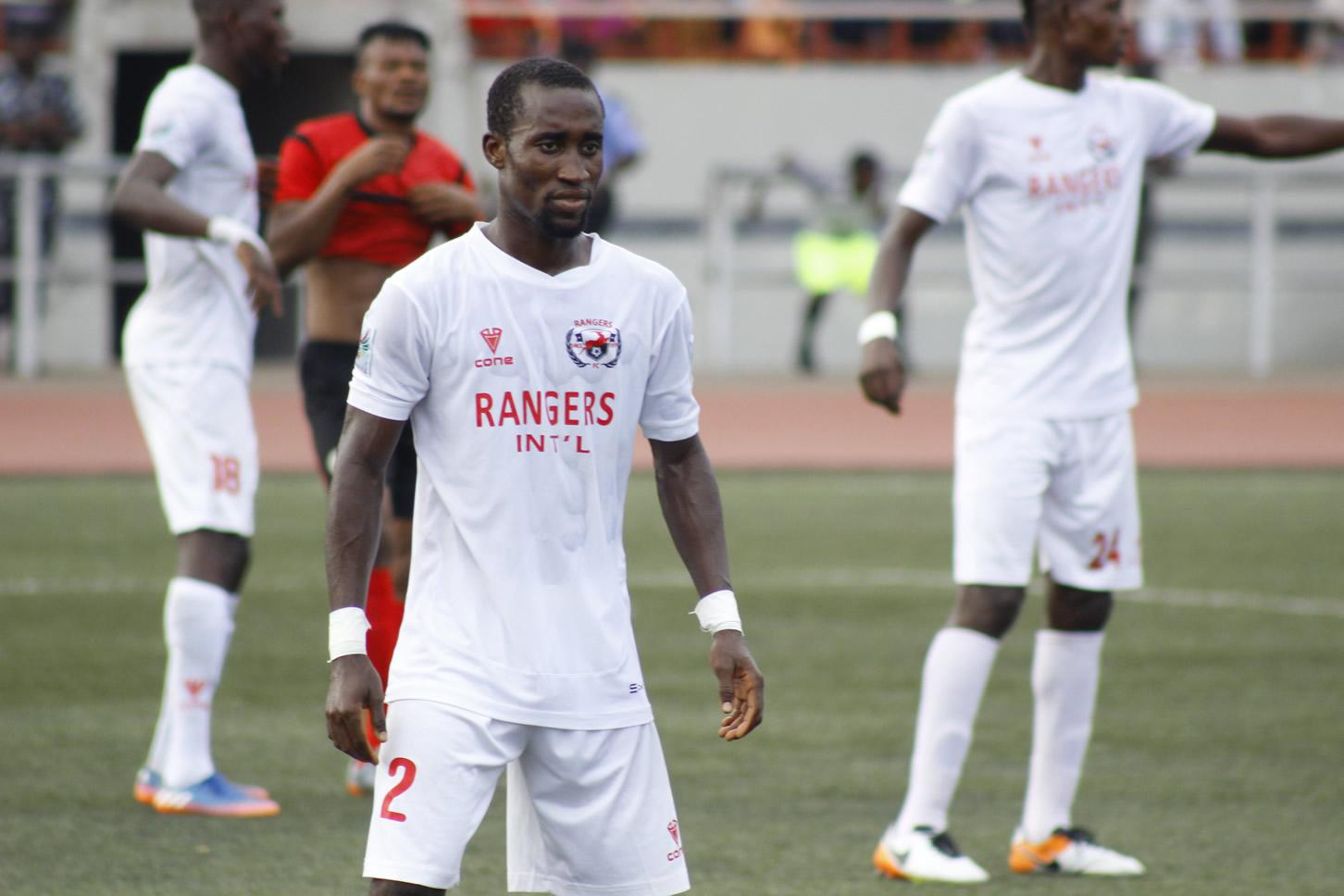 Former Rangers Star Godwin Aguda reveals how Saudi club cancelled his contract