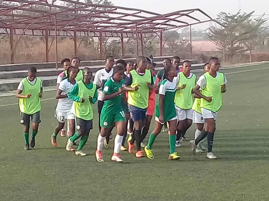 'We can thrive under pressure', says Nigeria women U17 coach