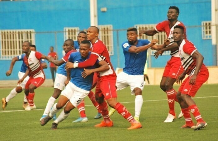 LMC slams N5 Million fine on Abia Warriors For Crowd Violence