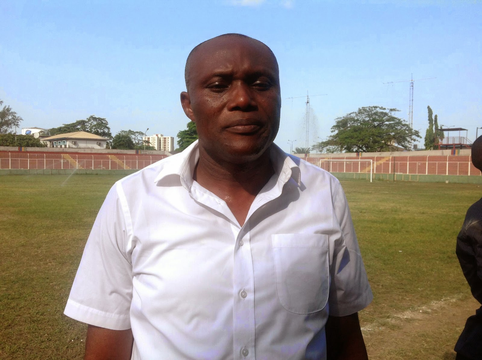Rolandson Odeh opens up on reason for dumping Crown FC, reveals new role