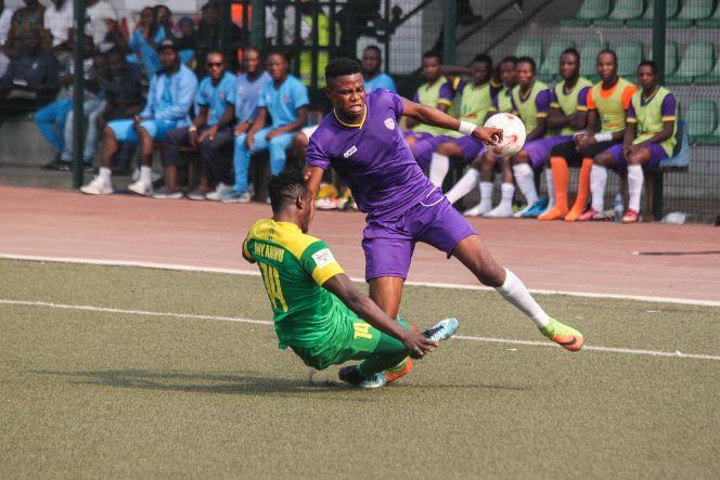 Adeniji vows to recapture his good form for MFM