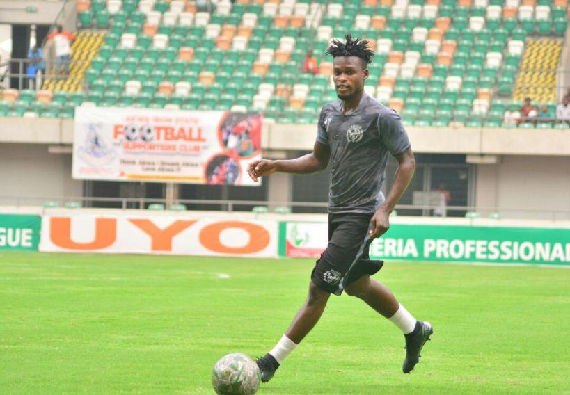 Ifeanyi George, Nana Bonsu return to Rangers training