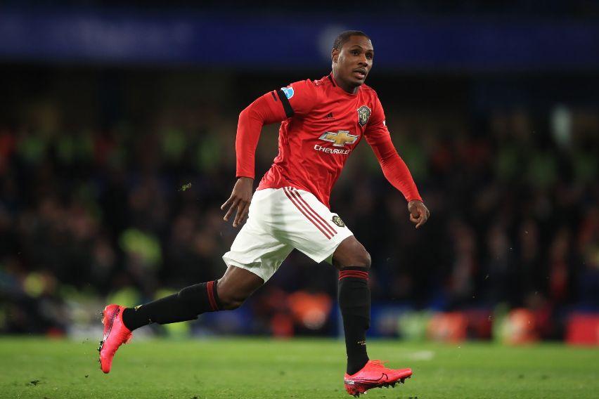 Shehu Abdullahi congratulates Ighalo over United debut