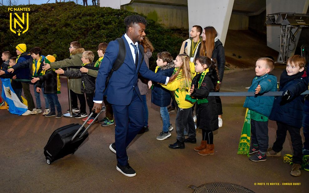 Nantes ready to seal permanent deal for Moses