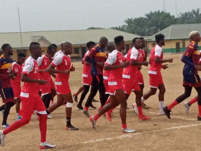 Horoya FC steps up preparation for Enyimba clash