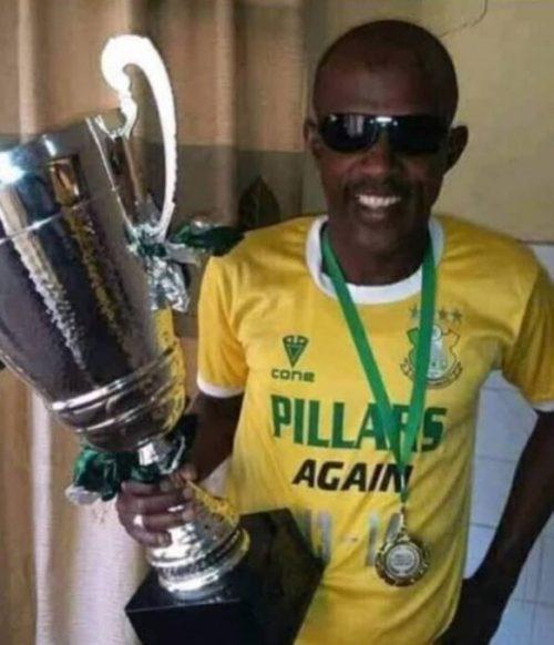 Enyimba Pay Tribute to Late Kano Pillars Coach Baleria