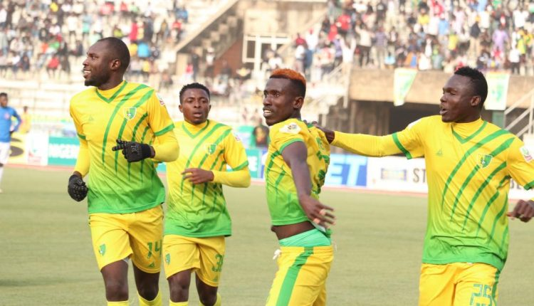 Plateau United Hold Lobi Stars To Stay Top Of The Log