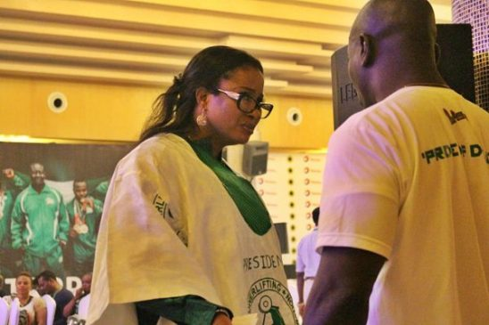Nigeria para-lifters federation president, Uboh, resigns
