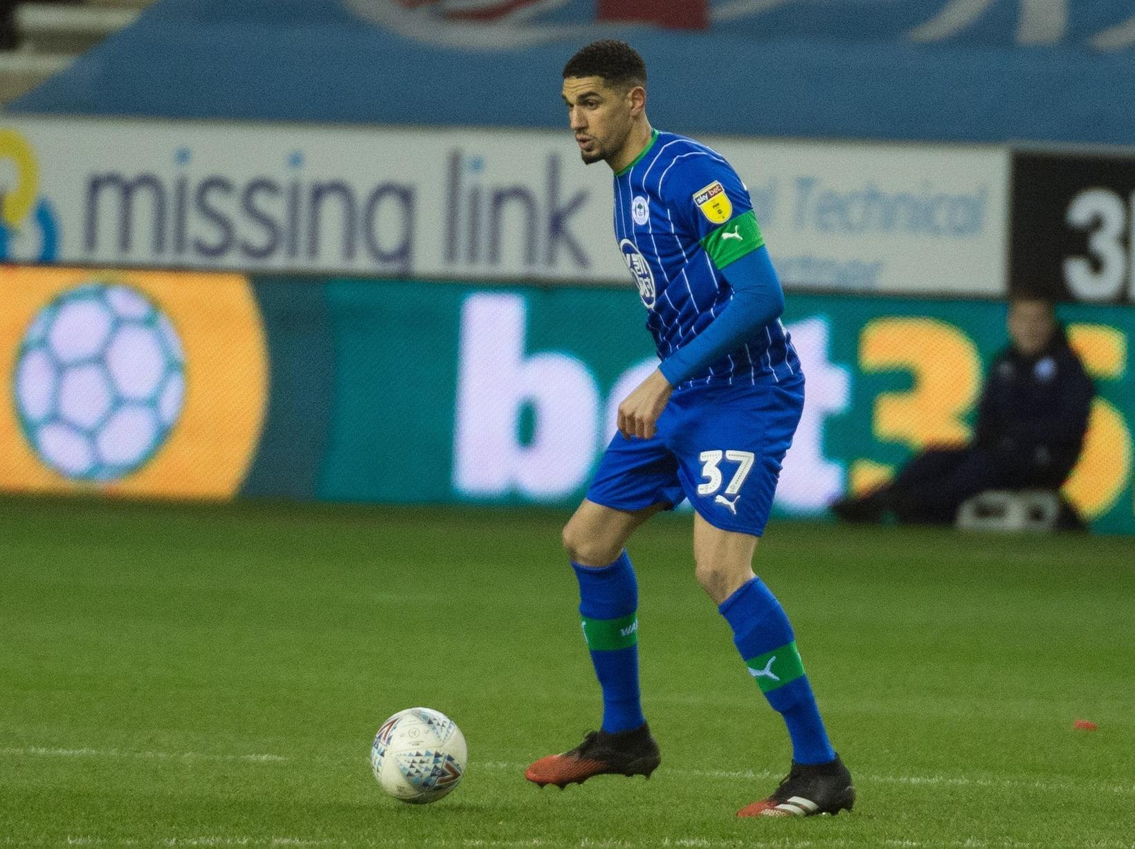 Balogun: Wigan must be ready to fight relegation