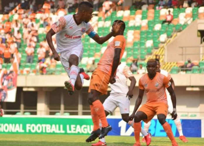 How Akwa United and Dakada shares the spoils in Uyo