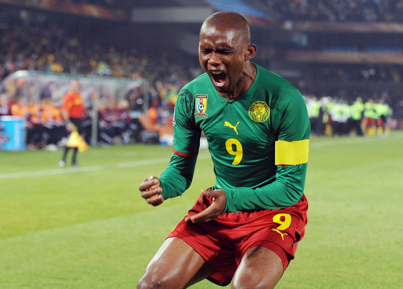'Taribo West, one of the toughest defenders I ever faced' – Eto'o