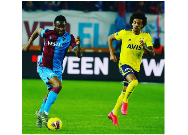Mikel Obi on Course for Domestic Double with Trabzonspor