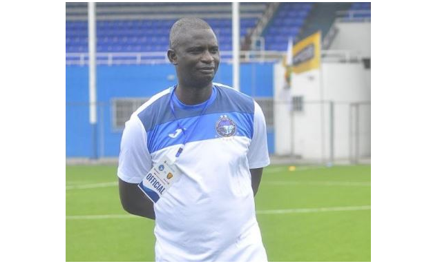 Fatai Osho blames poor pitch for Enyimba's draw with Jigawa