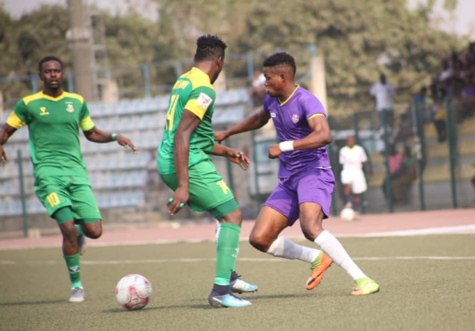 What Crisis!! MFM FC Produce Stunning Second-half Response to end Pillars' 13-game unbeaten Run