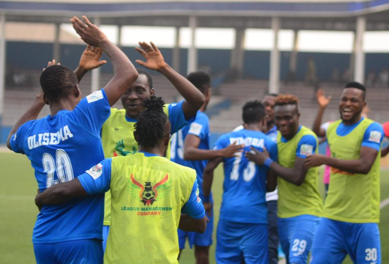 Enyimba edge Kano Pillars in first classico of the season