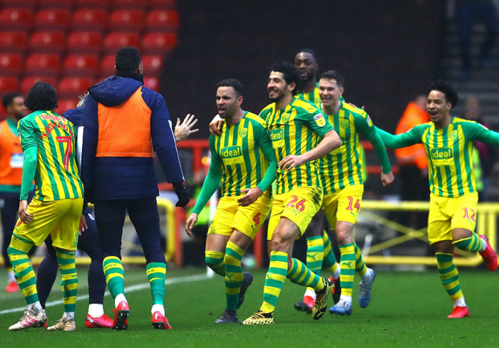 """Bristol 0-3 West Brom: Bilic Hails Semi Ajayi and Co for """"complete performance"""" in Victory"""
