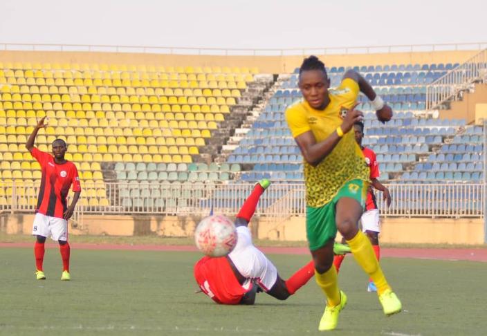 Dakkada held by Kwara United in Exciting Draw in Uyo