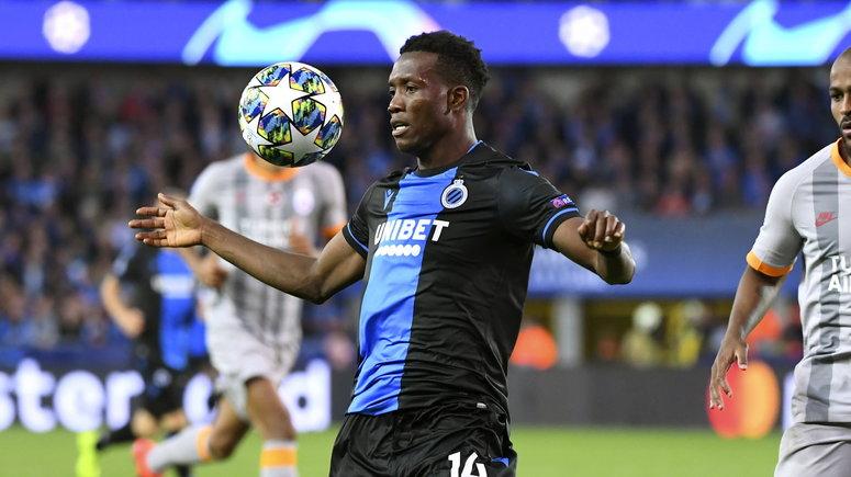 Okereke ready to replace Dennis Emmanuel against Man United