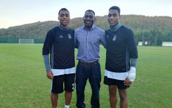 Kwara United signs Amokachi's twin sons, nazim and kalim