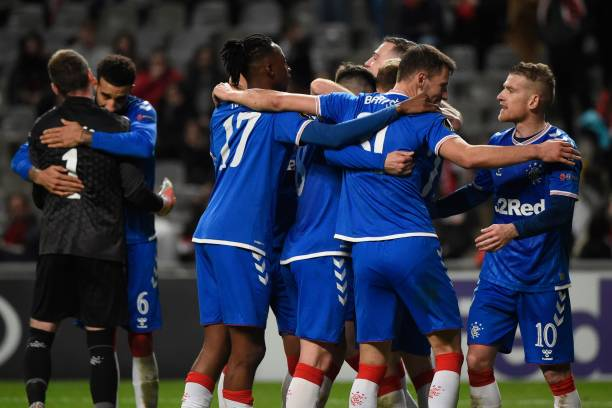 Europa League: Aribo comes off the Bench as Rangers book Round of 16 Spot