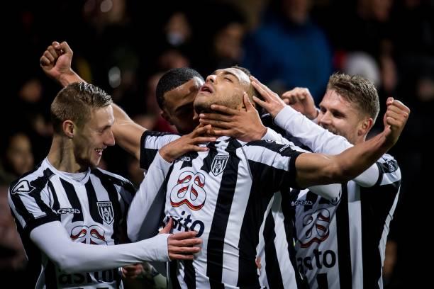 Super Eagles Target Dessers Scores Sensational Volley as Heracles Stuns Ajax