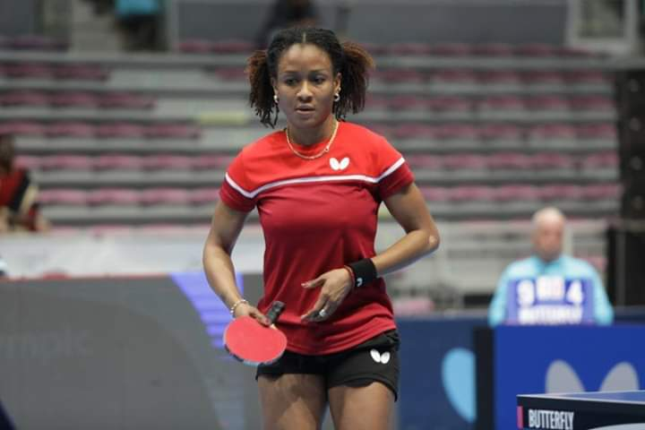 Olufunke Oshonaike has joined the 7th club of Olympians