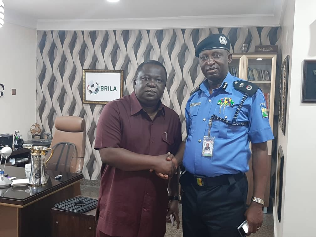 Ahead of 2020 Police Games, Lagos CP Odumosu explains role of Sport in fostering National Unity