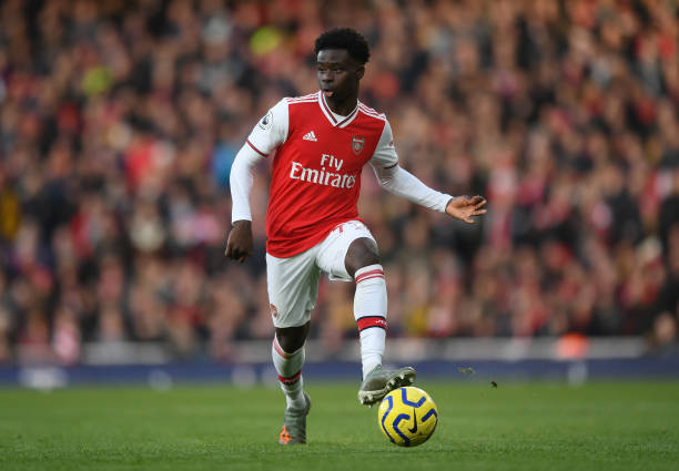 Saka shows class in Arsenal's horrible night in Europe