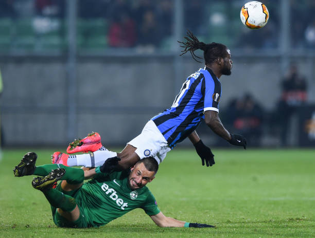 Moses impresses as Inter Milan advance into Europa League round of 16